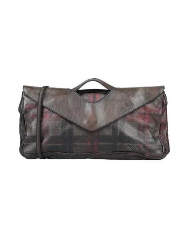 Numero 10 Handbag In Steel Grey