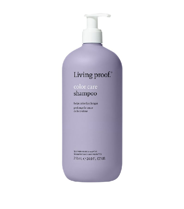 Living Proof Color Care Shampoo (710ml) In White