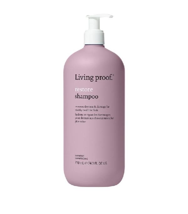 Living Proof Restore Shampoo (710ml) In White