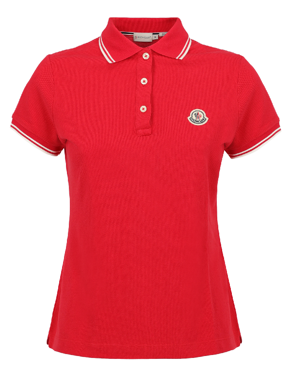 Moncler Clothing In Red