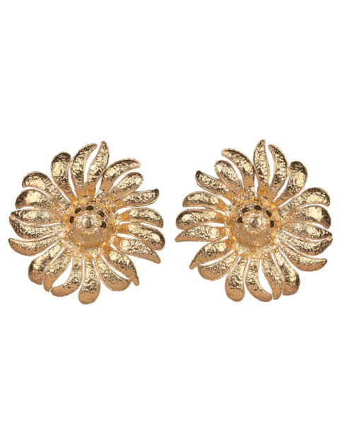 Christie Nicolaides Margarite Earrings Gold