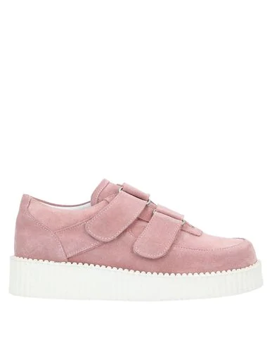 Au Jour Le Jour Sneakers In Pastel Pink