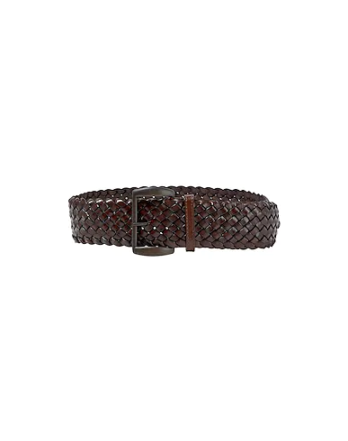 P.a.r.o.s.h. Belt In Dark Brown