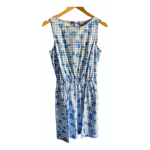 Tommy Hilfiger Blue Cotton Dress