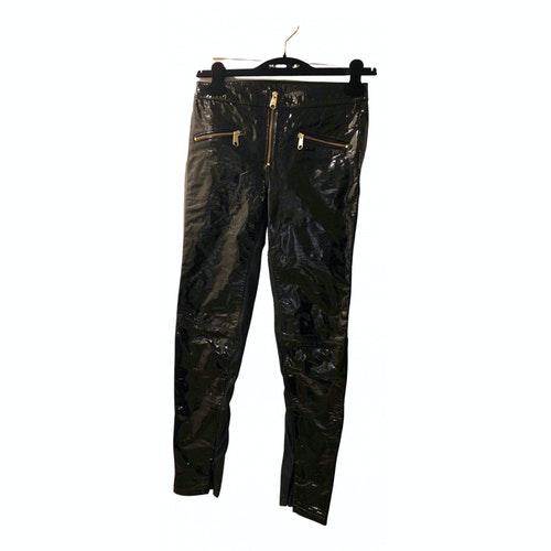 Tommy Hilfiger Black Cotton Jeans