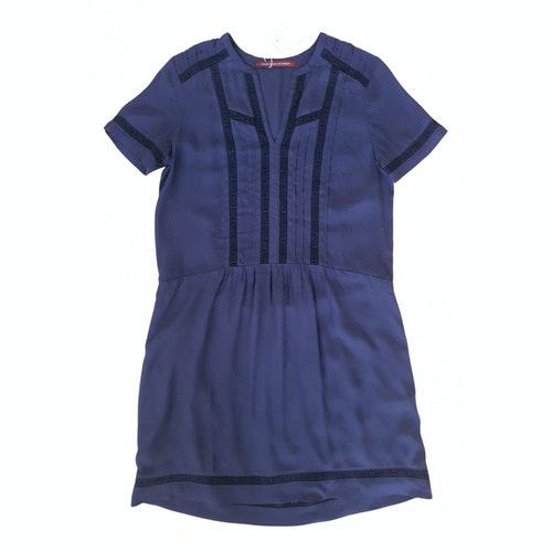 Comptoir Des Cotonniers Navy Dress