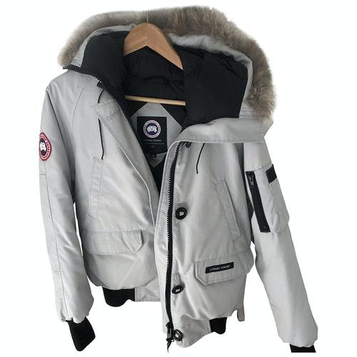 Canada Goose Chilliwack Grey Fox Coat