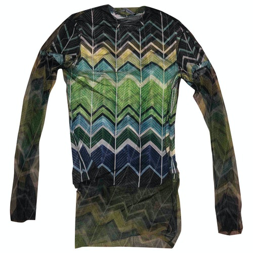 Y/project Green Cotton  Top