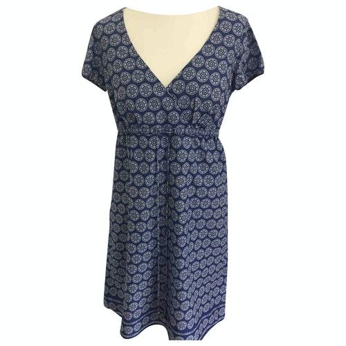 Tommy Hilfiger Blue Cotton Dress