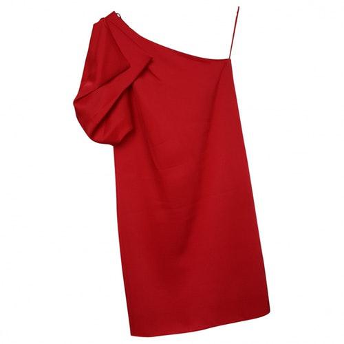 Claudie Pierlot Red Dress