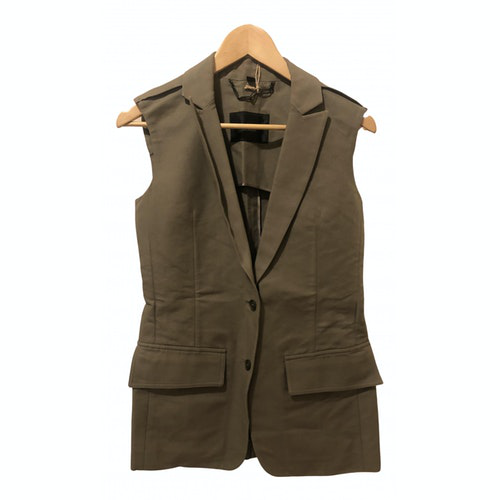 Belstaff Khaki Cotton Jacket