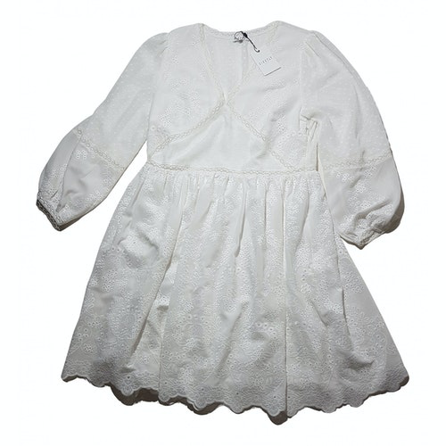 Claudie Pierlot Spring Summer 2019 White Dress
