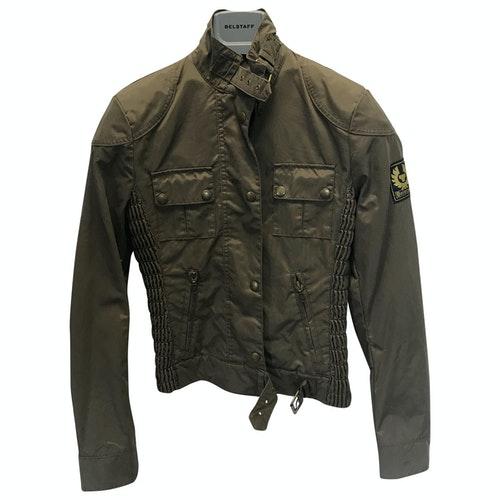 Belstaff Khaki Jacket