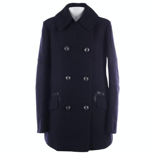 Belstaff Blue Wool Jacket