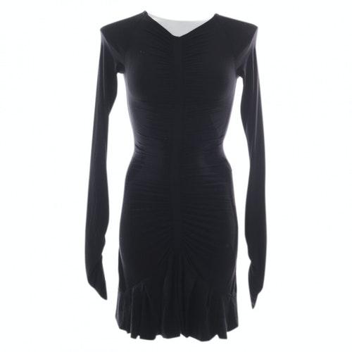 Pierre Balmain Black Dress
