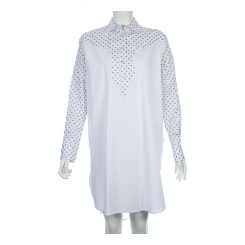 Rosetta Getty White Cotton  Top