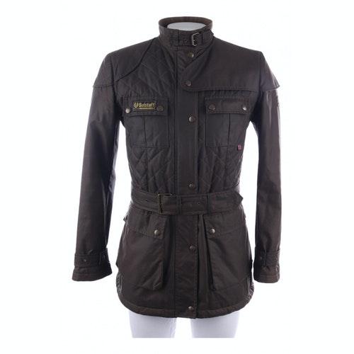 Belstaff Green Cotton Jacket