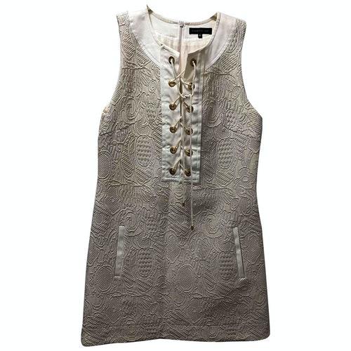 Barbara Bui Beige Cotton Dress
