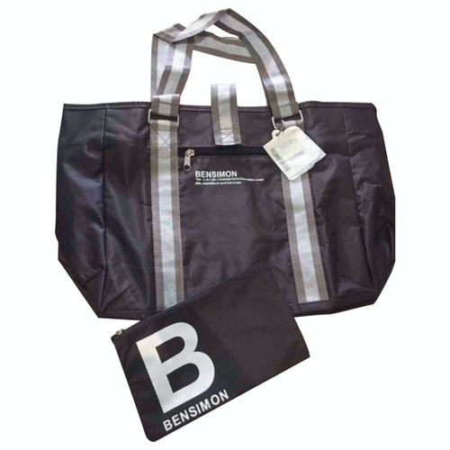 Bensimon Brown Handbag