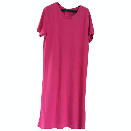 Tommy Hilfiger Pink Cotton Dress