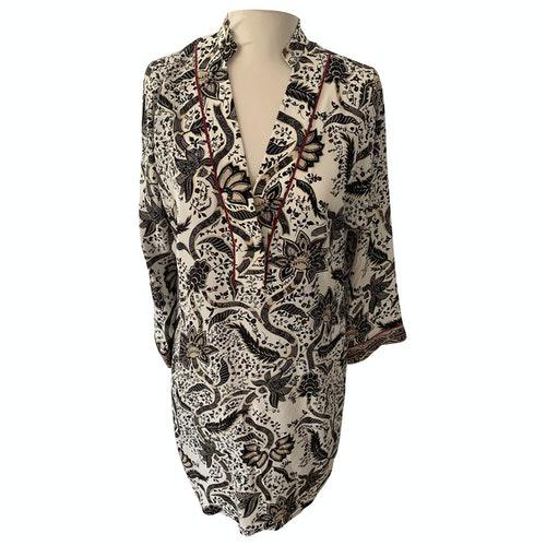 Barbara Bui Multicolour Silk Dress