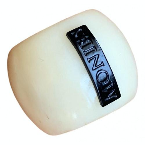 Monies Beige Horn Ring