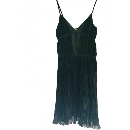 Vanessa Bruno Black Silk Dress