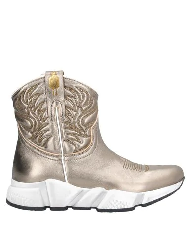 Texas Robot Ankle Boot In Bronze