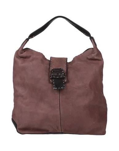 Caterina Lucchi Handbag In Light Brown