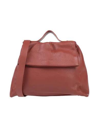 Fabiana Filippi Shoulder Bag In Rust