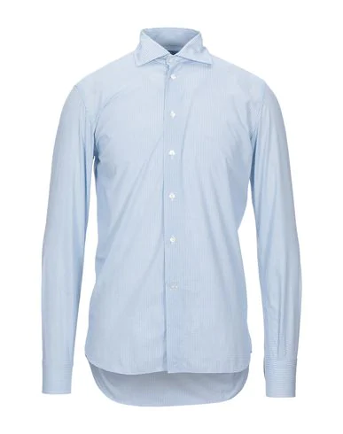 Brió Patterned Shirt In White