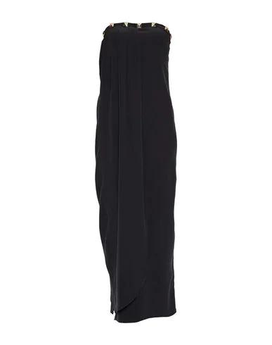 Ella Luna Long Dress In Black