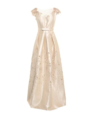 Romeo Gigli Long Dress In Ivory