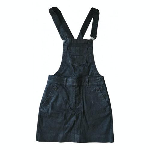 Comptoir Des Cotonniers Blue Denim - Jeans Dress