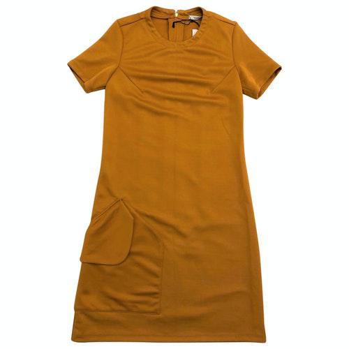 Carven Orange Dress