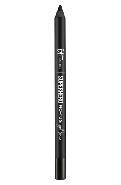 It Cosmetics Superhero No-tug Gel Eyeliner In Super Black