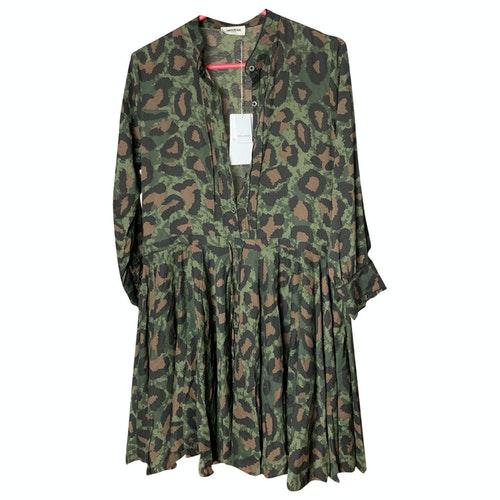 Zadig & Voltaire Fall Winter 2019 Khaki Dress