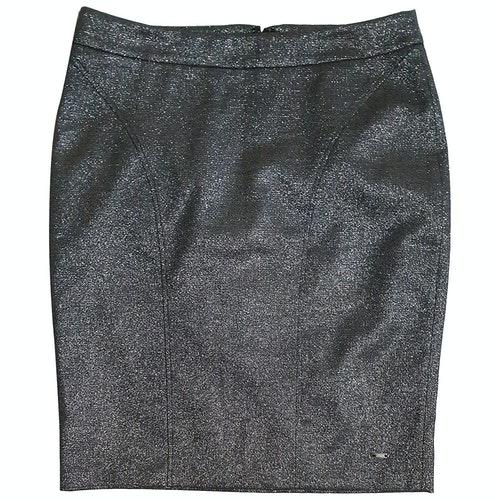Tommy Hilfiger Silver Skirt