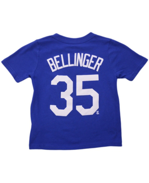 Nike Toddler Los Angeles Dodgers Name And Number Player T ...