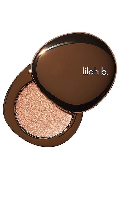 Lilah B. Travel Glisten + Glow Skin Illuminator In B. Captivating