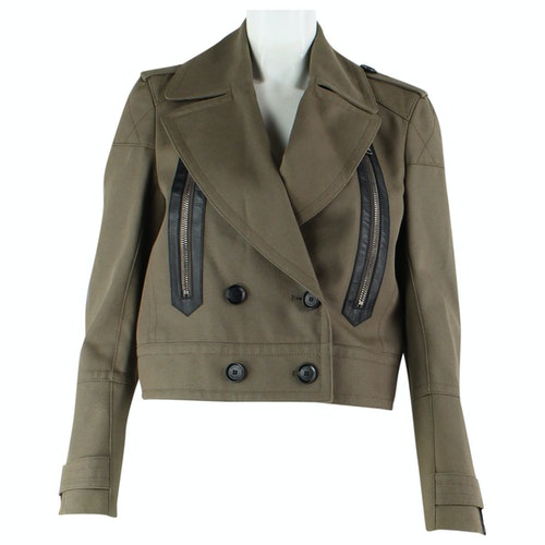Belstaff Khaki Cotton Jacket