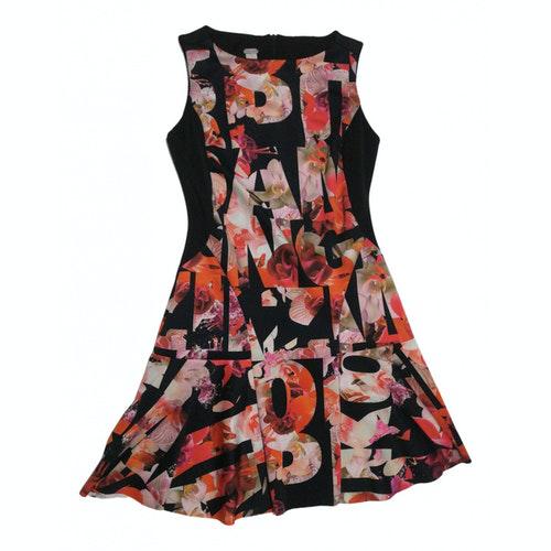 Pinko Multicolour Cotton Dress