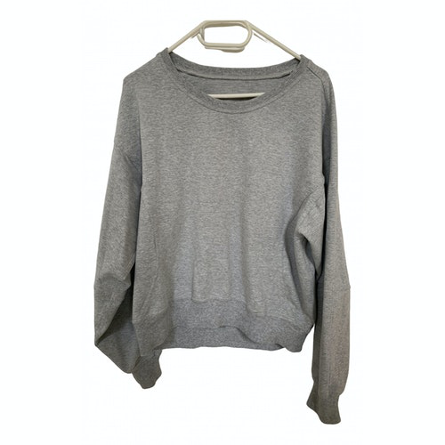 Lululemon Grey Cotton Knitwear