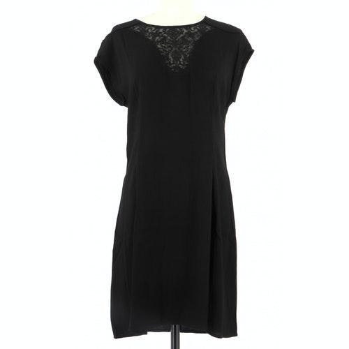 Comptoir Des Cotonniers Black Dress