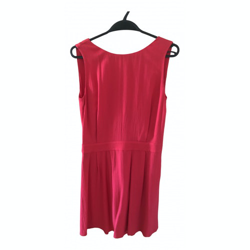 Comptoir Des Cotonniers Red Dress
