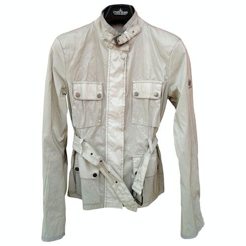 Belstaff Beige Cotton Jacket