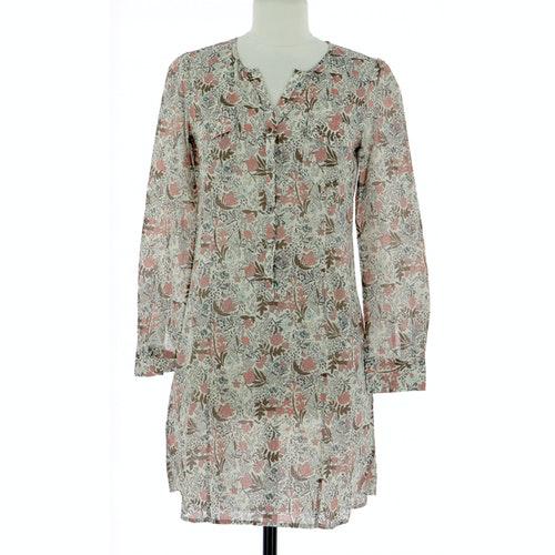 Comptoir Des Cotonniers Multicolour Cotton Dress