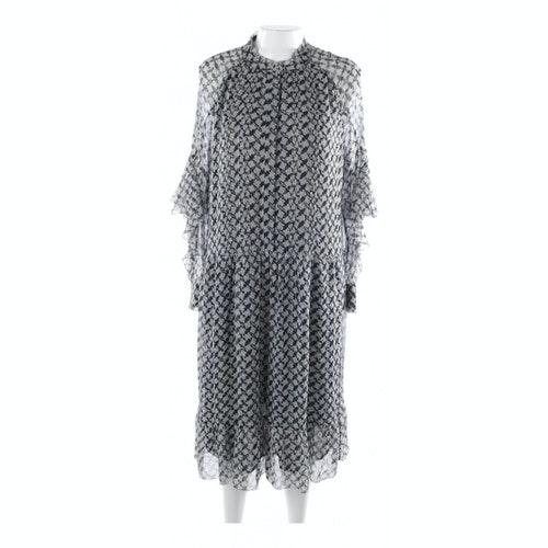 Lala Berlin Multicolour Silk Dress