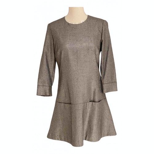 Lala Berlin Silver Dress
