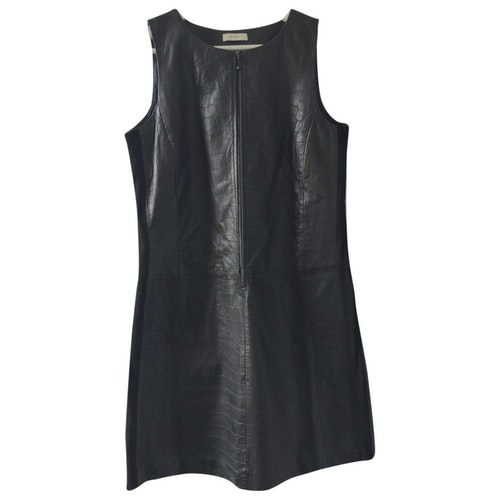Paul Smith Black Leather Dress